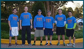 Harrity Ragnar Relay Team 2013