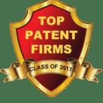 Top Patent Firms Badge 2017, Harrity