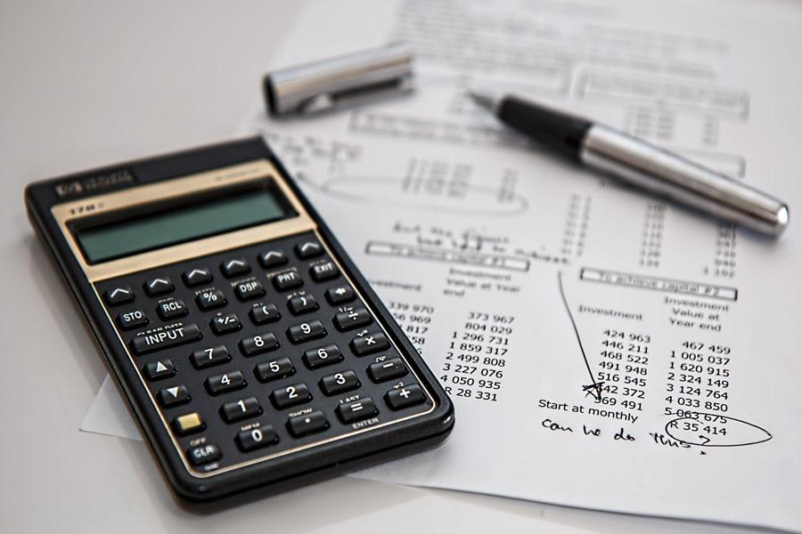Harrity Cost Budget Report