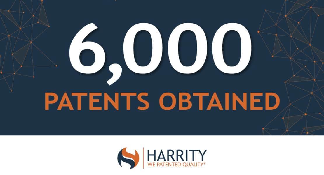 Harrity 6000 Patents