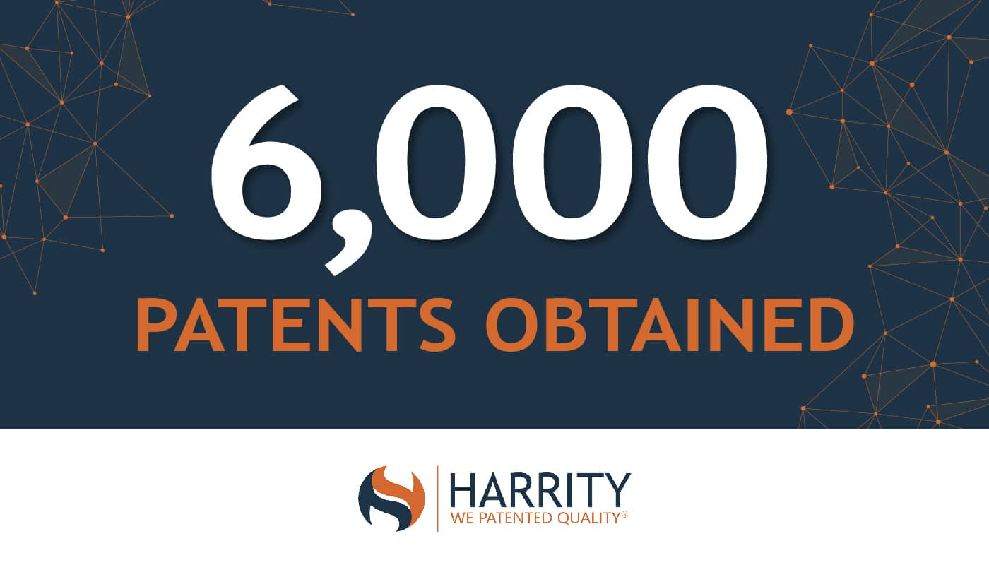 Harrity 6000 Patents