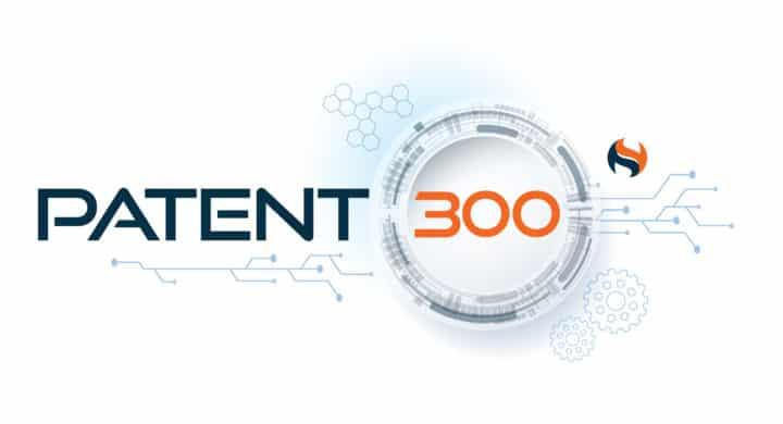 Patent 300 Harrity Analytics