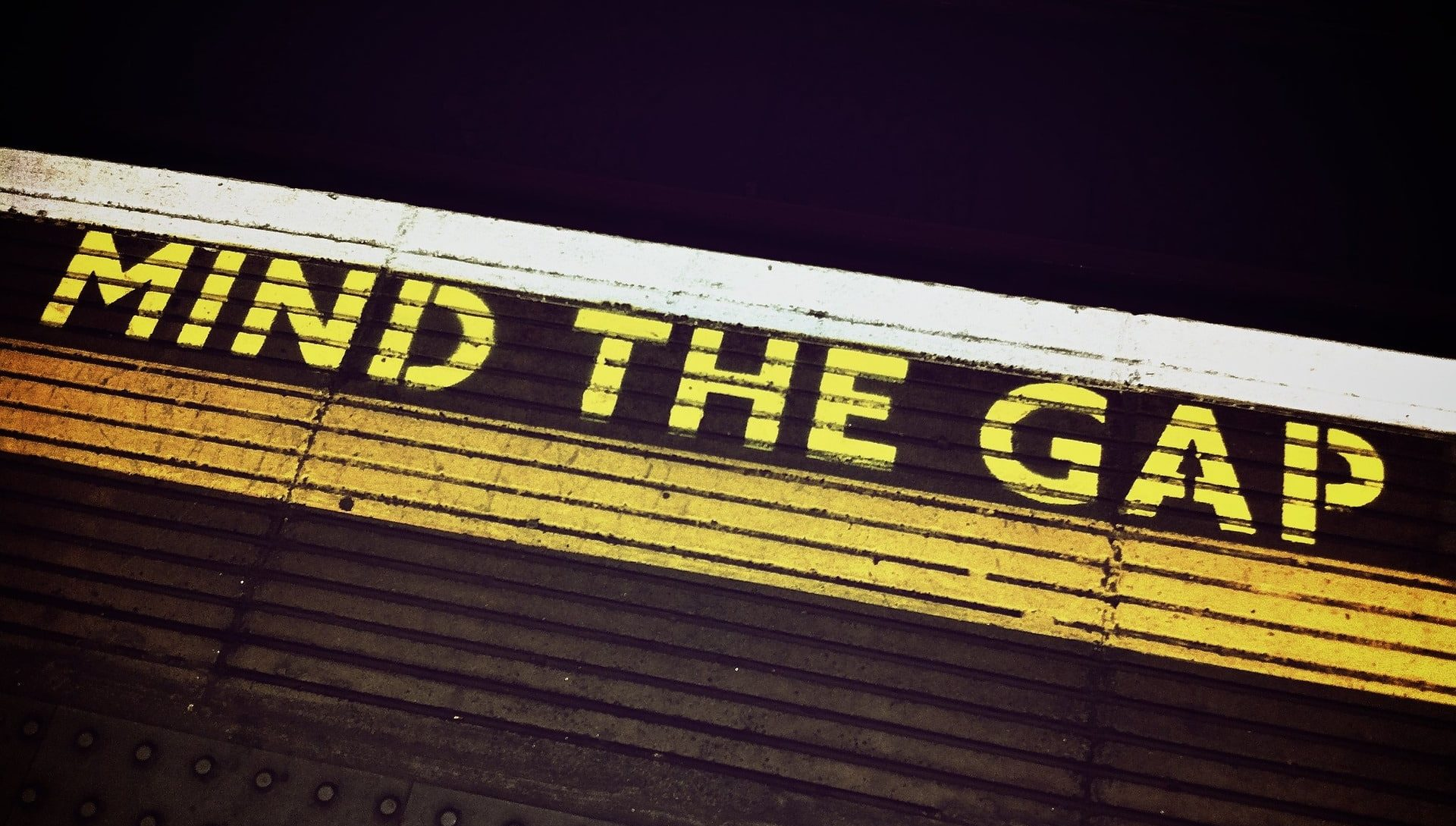 Mind the Gap Analysis